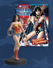 Eaglemoss DC Comics Super Hero Figurine Collection #008 Wonder Woman